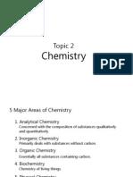 Topic 2 - Chemistry