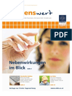 wissenswert Oktober 2013 - Magazin der Leopold-Franzens-Universität Innsbruck