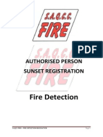 Application Fire Detection