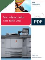 PB CS665pro Brochure