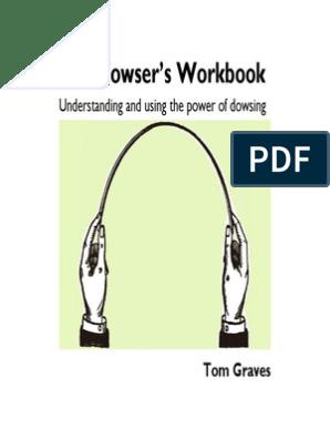The Dowsers Workbook   Dowsing   Fishing Rod