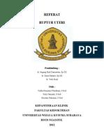 Cover Solusio Placenta