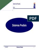 Sistema Prediais_vedação-instalações