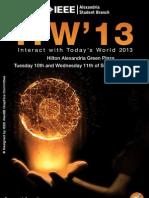 ITW13 - Smart Materials - IEEEAlexSB