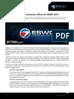 13-10-08 ROCCAT ESWC Partenaire Officiel Public FR