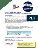 Costo Del Producto - SYSGLOBALGAP