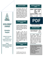 development charges - sept 2013