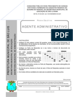Agente Administr a Tivo