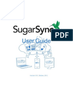 SugarSync User's Guide