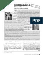 Dimension Estrategica Informacion