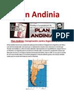 Plan ANDINIA- Conspiración contra Argentina y Chile