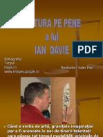 Pictura pe pene a lui Ian Davie.pps