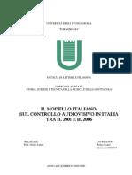 il modello italiano
