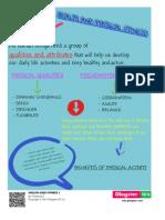 HEALTH AND FITNEES 1º ESO pdf