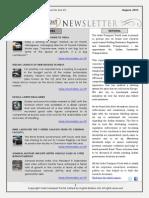 India Transport Portal Newsletter - August, 2013