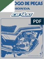 CB 400 1980