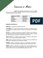 Tipos de Instrumentos de Medicion.