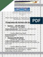 Programa de Lectura de Tesinas (2)