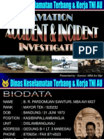 Aviation Accident Investigation