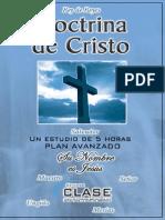 Doctrina de Cristo Lección 1