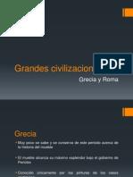 El Mueble en Grecia y Roma