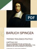 BARUCH SPINOZA - TRATADO TEOLÓGICO-POLÍTICO