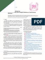 ASTM D558-11