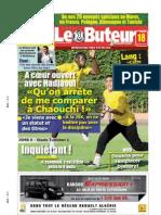 LE BUTEUR PDF du 18/07/2009