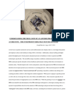 Understanding the True Costs of an MRI Projectile Event