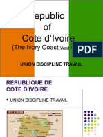 Dr. Diomande - Cote D'Ivoire Elections