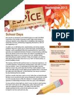 FUMC_September Spice Newsletter