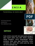Refreshing Demensia A