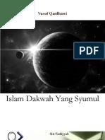 Islam Dakwah Yang Syumul Oleh Yusof Qardhawi