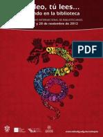 Memoria del XIX Coloquio Internacional de Bibliotecarios - 2012