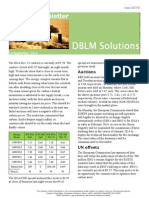 DBLM Solutions Carbon Newsletter 18 Sep