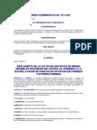 Acuerdo Gubernativo 2367-2003 to de La Ley de Adjudicacion de Bienes Inmuebles Propiedad Del Est