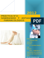Informe Lab Farmaco2