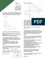 Avaliação de Matemática 3 bimestre