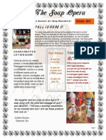 SoapOpera Oct Issue 1