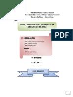 PROYECTOS DE INSTRUMENTOS DE FÍSICA GRUPO N°5