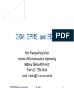 Gsm Gprs Edge