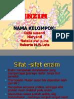 presentasi 4 ENZIM.ppt