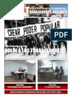 Boletin Electrónico Trabajadores Adelante Septiembre de 2013
