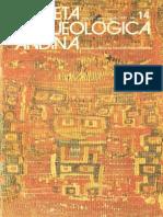 Percusión bipolar en instrumentos líticos tempranos de la costa del Ecuador