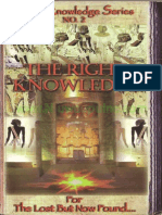 Right Knowledge Series 2 the Right Knowledge 1