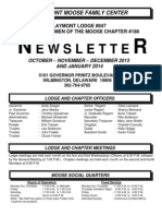 Moose Newsletter Oct Nov Dec2013 Jan2014