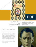 Congregation of the Mission Spanish Martyrs