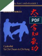 Havasi Andras Gyakorlati Tai Chi Chuan Es Chi Kung