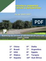 Limonicultura en La Argentina - Beatriz Stein