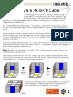 Rubikscubeinstructions Full